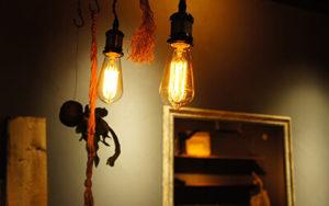深夜美容室アンドワークスの店内画像です。